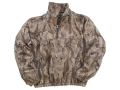 Natural Gear Men's Windproof Fleece 1/2 Zip Jacket Fleece Natural Gear Natural Camo 2XL 50-53