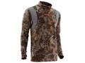 NOMAD Men's Heartwood Base Layer Shirt Long Sleeve Polyester and Nylon Kryptek Banshee Camo