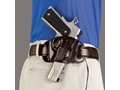 Galco Quick Slide Belt Holster Glock 20, 21, 41 Leather