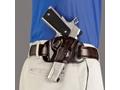 Galco Quick Slide Belt Holster Glock 20, 21, 41 Leather
