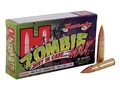 Hornady Zombie Max Ammunition 300 AAC Blackout 110 Grain Z-Max Box of 20
