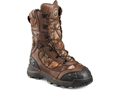 "Irish Setter Snow Claw XT 12"" Waterproof 2000 Gram Insulated Hunting Boots Leather and Nylon Realtree AP Camo Men's"
