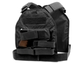 US Palm Defender Handgun Series Soft Body Armor Level IIIA Front and Back Panels 500D Cordura Nylon