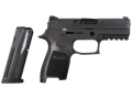 Sig Sauer P250 Caliber X-Change Kit Sig Sauer P250 Compact 45 ACP with 9-Round Magazine