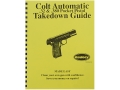 Radocy Takedown Guide &quot;Colt Pocket Auto&quot;