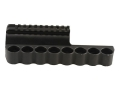 Mesa Tactical Sureshell Shotshell Ammunition Carrier with Picatinny Optic Rail 12 Gauge Benelli M2 Tactical 8-Round Aluminum Matte