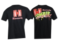 "Hornady Zombie T-Shirt Short Sleeve Cotton Black 2XL (52"")"