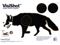 Champion VisiShot Critter Series Coyote Target 16&quot; x 11&quot; Paper Package of 10