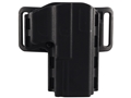 Uncle Mike's Reflex IRT Holster Right Hand Glock 17, 19, 22, 23, 26, 27, 33, 34, 35 Polymer Black