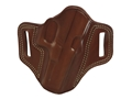 Galco Combat Master Belt Holster Right Hand 1911 Commander Leather Tan