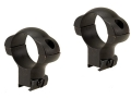 Weaver 1&quot; Grand Slam Rings 22 Rimfire Matte Extra-High