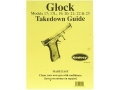 "Product detail of Radocy Takedown Guide ""Glock"""