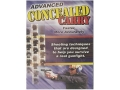 "Gun Video ""Advanced Concealed Carry: Faster, More Accurately"" DVD"