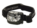 Energizer High Performance LED Headlamp with 3 AAA Batteries Polymer Black