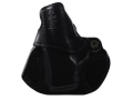 DeSantis Cozy Partner Inside The Waistband Holster Right Hand S&amp;W Bodyguard 380 Leather Black