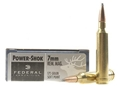 Product detail of Federal Power-Shok Ammunition 7mm Remington Magnum 175 Grain Soft Point Box of 20