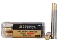 "Federal Premium Cape-Shok Ammunition 500 Nitro Express 3"" 570 Grain Barnes Banded Solid Flat Point Box of 20"
