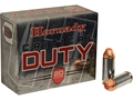 Hornady Critical Duty Ammunition 10mm Auto 175 Grain FlexLock Box of 20