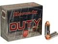 Hornady Critical Duty Ammunition 10mm Auto 175 Grain FlexLock Box of 20
