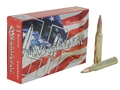 Hornady American Whitetail Ammunition 270 Winchester 130 Grain Interlock Spire Point Box of 20