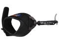 T.R.U. Ball The Beast Bone Collector Bow Release Speed Buckle Wrist Strap Black