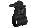 Vltor QD Offset Picatinny Rail Scout Flashlight Mount with Quick Detach Throw Lever Surefire E-Series .803&quot; to .910&quot; Ring Diameter AR-15 Aluminum Matte