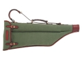 "Boyt Estancia Takedown Shotgun Gun Case 30"" Canvas and Leather Green"
