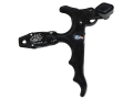 T.R.U. Ball Pro Diamond Standard Jaw Bow Release Hand Held Black