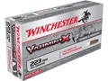Winchester Varmint X Ammunition 223 Remington 40 Grain Polymer Tip Box of 20
