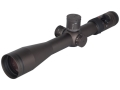 Vortex Razor HD Rifle Scope 35mm Tube 5-20x 50mm Side Focus 1/10 MIL Adjustments (5 MIL/Rev) First Focal Illuminated EBR-2B Reticle Stealth Shadow Black