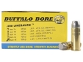 Buffalo Bore Ammunition 500 Linebaugh 525 Grain Lead Long Flat Nose Box of 20