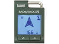 Bushnell Backtrack Point 3 Handheld GPS Green