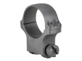 Product detail of Ruger 30mm Ring Mount 5K30HM Silver Matte High