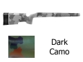 McMillan A-5 Rifle Stock Remington 700 BDL Short Action Varmint Barrel Channel Fiberglass Semi-Inletted