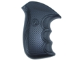 Pachmayr Diamond Pro Grip Taurus Tracker Compact Rubber Black
