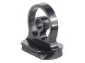Product detail of Marble's Bullseye Rear Sight Fixed .438 Height Blue