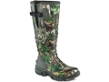 "Irish Setter Rutmaster 2.0 17"" Waterproof Uninsulated Hunting Boots Rubber Clad Neoprene Realtree Xtra Green Camo Men's"