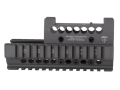 Product detail of Midwest Industries US Palm 2-Piece Railed Handguard AK-47, AK-74 with Trijicon RMR Top Cover Optic Mount Aluminum