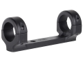 DNZ Products Game Reaper 1-Piece Scope Base with 1&quot; Integral Rings Mossberg 835 Matte Low