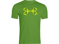 Under Armour Men's UA Hook Logo T-Shirt Short Sleeve Cotton and Polyester Blend Battle XXL 50-52
