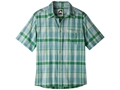 Mountain Khakis Men's Tomahawk Madras Shirt Short Sleeve Cotton