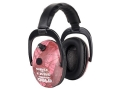 Pro-Ears Predator Gold Electronic Earmuffs (NRR 26 dB)