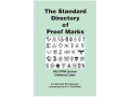 &quot;Standard Directory of Proofmarks&quot; Book by G. Wirnsberger