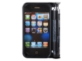 Sabre SmartGuard iPhone 4 Case Pepper Spray Black