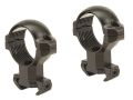 Product detail of Millett 30mm Angle-Loc Windage Adjustable Weaver-Style Rings Matte High