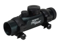 Tasco ProPoint Red Dot Sight 30mm Tube 1x 5 MOA Red and Green Dot with Weaver-Style Rings Matte