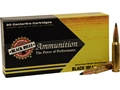 Black Hills Gold Ammunition 308 Winchester 175 Grain Sierra Tipped MatchKing Box of 20