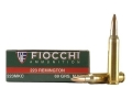 Fiocchi Exacta Ammunition 223 Remington 69 Grain Sierra MatchKing Hollow Point