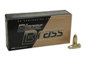 CCI Blazer Brass Ammunition 9mm Luger 115 Grain Full Metal Jacket