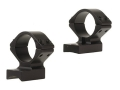 Talley Lightweight 2-Piece Scope Mounts with Integral 1&quot; Rings Weatherby Lightweight Matte Low